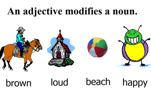 Elimu Adjectives