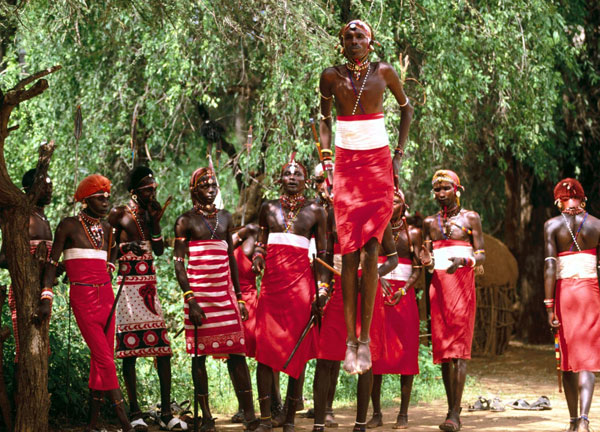 CRE3: Leisure in a Changing Society; African Traditional Society 1
