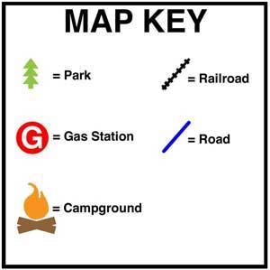 Map Key Definition eLimu | Physical Environment Map Key Definition